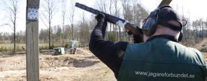 träning med hagelgevär